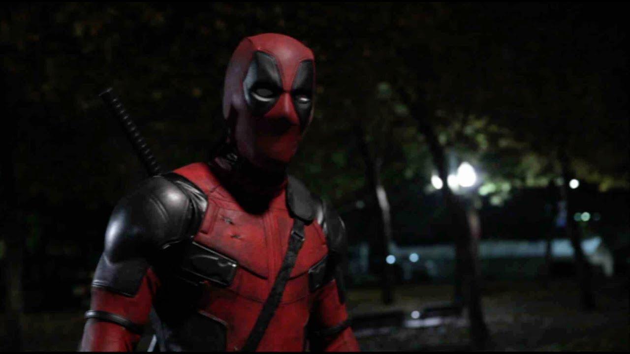 How Deadpool Spent Halloween   Rebrn.com