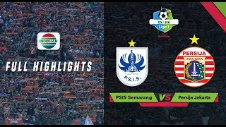 Video PSIS Semarang (1) vs (4) Persija Jakarta - Full Highlight | Go-Jek Liga 1 bersama Bukalapak MP3, 3GP, MP4, WEBM, AVI, FLV September 2018