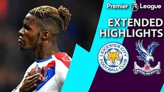 Video Leicester City v. Crystal Palace | PREMIER LEAGUE EXTENDED HIGHLIGHTS | 2/23/19 | NBC Sports MP3, 3GP, MP4, WEBM, AVI, FLV April 2019