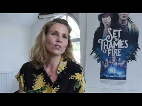 Sally Phillips (Bridget Jones) Interview For Set The Thames On Fire