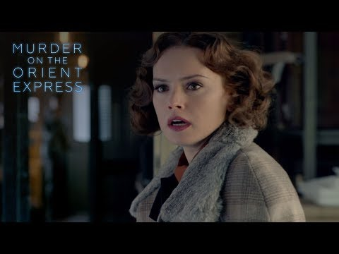 "Asesinato en el Orient Express - ""Keep Guessing"" Review TV Commercial?>"