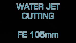Vodní paprsek PTV - TEST - FE 105 mm