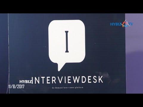 InterviewDesk First On Demand Interviewer Platform