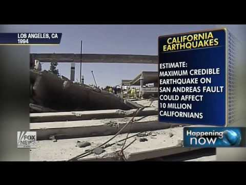 California : USGS warns that Southern California isn't ready for a Major Earthquake (Dec 15, 2013)