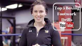 Mandy's Top 5 Footwork Drills