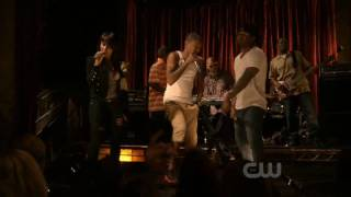 """N.E.R.D Performs """"Radio (W.T.F.)"""" on 90210"""
