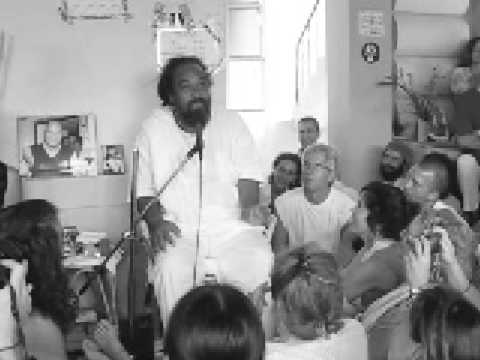 Mooji Video:  Mooji Tells a Funny Joke