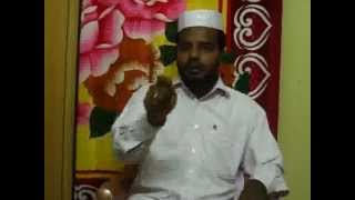 Tamil Motivational Speech By Professor Ismail (part1)