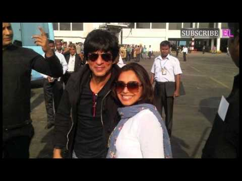 Shahrukh Khan the only celebrity to know about Ran