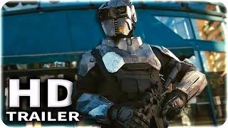 Nonton DEFECTIVE Official Trailer (2017) Sci-Fi Action Movie Trailer HD Film Subtitle Indonesia Streaming Movie Download