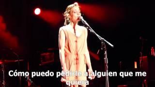 Left Alone - Fiona Apple - Subtitulada en Español
