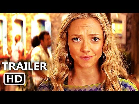 MAMMA MIA 2 HERE WE GO AGAIN Official Trailer (2018) Amanda Seyfried, Lily James, Movie HD