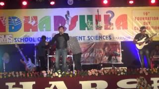 Tum Hi Ho Song By Singer Sreekant At SMS Varanasi