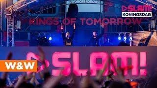 W&W - Live @ SLAM! Koningsdag 2016