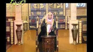 وصايا ألهية 3 حلقة 40 من برنامج روح المعاني للشيخ صالح المغامسي