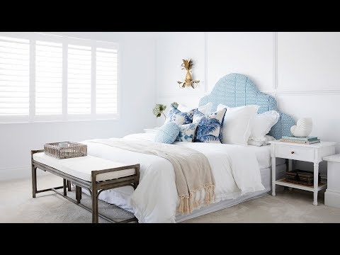 Master Suite + Stairs Reveal, Episode 3   Colour Me Hamptons Renovation   House 11