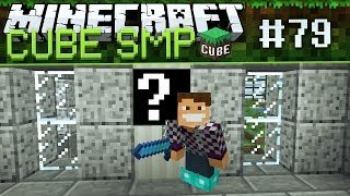 Minecraft Cube SMP: The Super Secret Project! - Ep 79