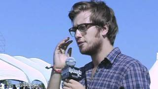 BOBBY LONG - interview @ Mile High Music Festival 2010
