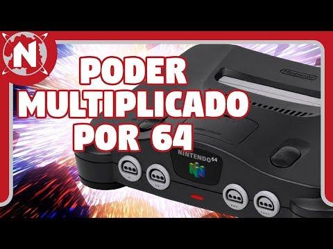 Historia y legado del Nintendo 64
