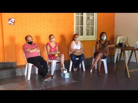 Diputados de Paysandú se reunieron con representantes de la Intersocial y el Pit-Cnt