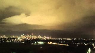 Sydney overnight 11 Sep 2015