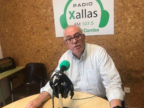 García Cardeso empraza ao alcalde da Baña a pelexar pola estrada de Santa Comba