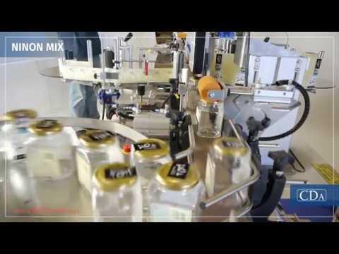 Ninon Mix - étiqueteuse automatique