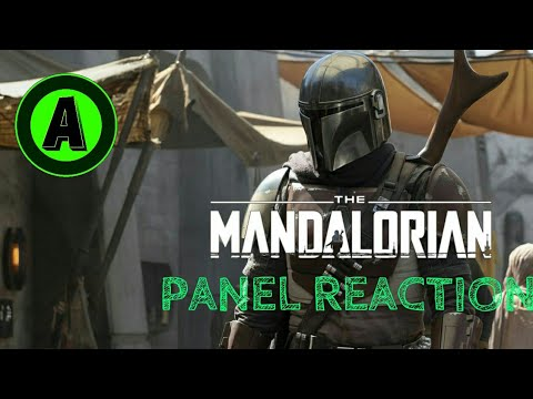 Star Wars Celebration 2019 Part 2 | Panel Reaction | The Mandalorian