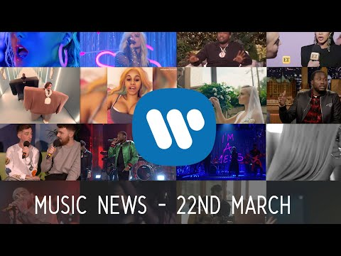Music News | 22nd March, 2019