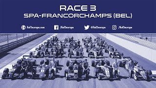 18th race of the 2017 season at Spa-Francorchamps