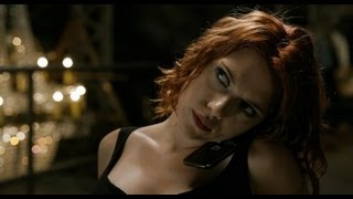 Marvel&#39;s Avengers Assemble - Black Widow Interrogation Scene - Official | HD