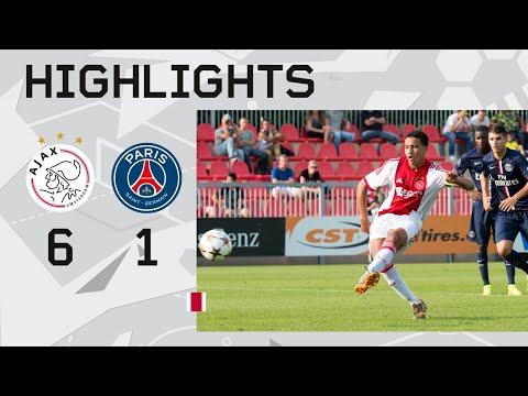 Ajax A1 overklast PSG in Youth League