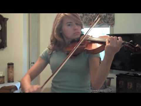 The Place I'll Return To Someday Violin Cover