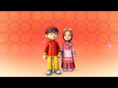 Boboiboy Galaxy Episode 1 hingga  6 full(HD)