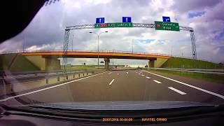 Szczyt głupoty na S17 w wykonaniu kierowcy TIRa! Ręce opadają na taki widok!