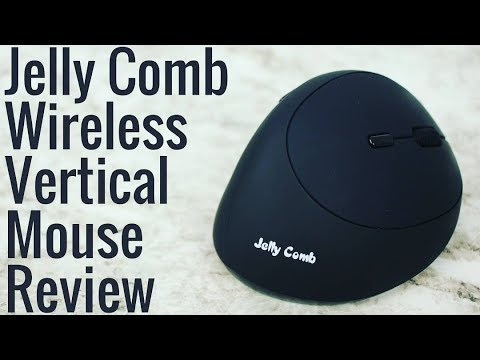 Jelly Comb Wireless Vertical Mouse - Review