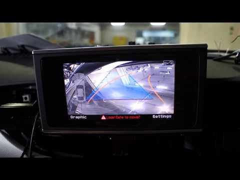 AUDI A6 - 6.5'' 4G MMI Interface with PAS