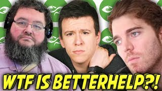 Why are People ANGRY with YouTubers & BetterHelp?!