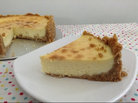 Vanilla Cheesecake (Creme Fraiche Version)