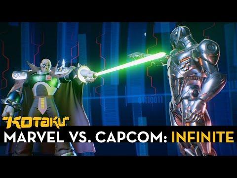 Download Marvel Vs. Capcom: Infinite Trailer - Ultron And Sigma HD Mp4 3GP Video and MP3