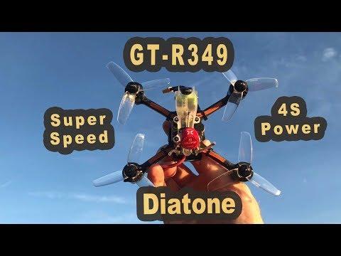 Diatone GT-R349 3 inch high speed FPV Racing Drone
