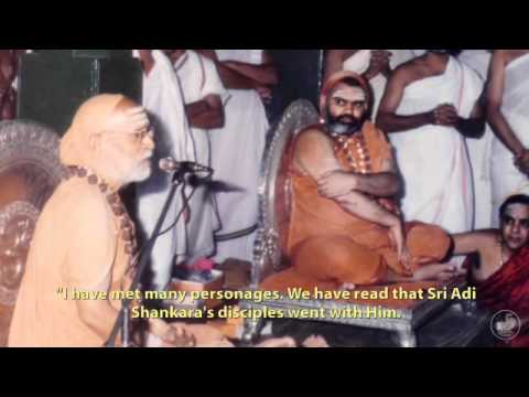 The Jagadguru Shankaracharya Of Sringeri (Full Film)