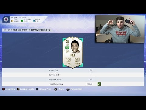 Fifa 19 | Trading With 200 Coins | How To Trade (day 1) | Trading From Scratch