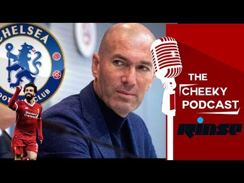 ZIDANE TO TAKE OVER SARRI?! | DO PLAYERS MOVE FOR MONEY OR TROPHIES? | LIVERPOOL V BAYERN MUNICH 0-0