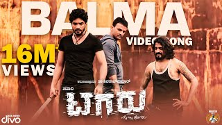 Video Tagaru - Balma (Video Song) | Shiva Rajkumar, Dhananjay | Bhavana, Manvitha | Charanraj MP3, 3GP, MP4, WEBM, AVI, FLV April 2018