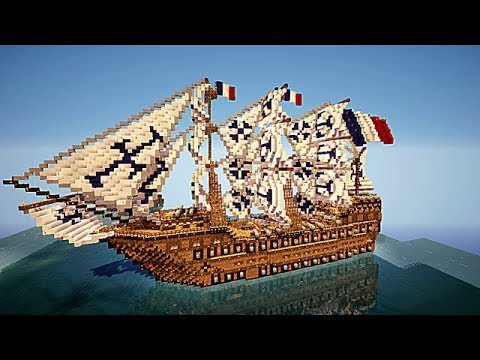 best ship of minecraft + download