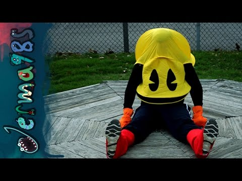 PAC - This is how Pac-Man spends Halloween! In fact, I'm pretty sure this just happens every single day of his life. Enjoy this video? +Like if you did! Connect with me! http://www.twitter.com/jerma985...
