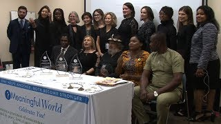 ATOP Meaningfulworld Celebrates 72nd UN Day with Photo Exhibit and Gala