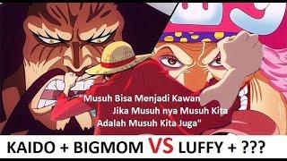 Download Video TAK TERDUGA!! BANTUAN Untuk LUFFY? Jika BIGMOM ke WANO dan GABUNG Dengan KAIDO MP3 3GP MP4