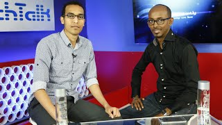 TechTalk With Solomon : Michael Mekonnen MIT Grad. & Google Software Engineer